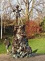 Statue of Peter Pan, Hyde Park - geograph.org.uk - 313032.jpg