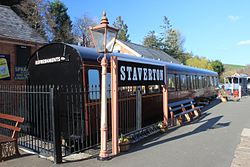 Staverton - 59659 refreshment coach.JPG