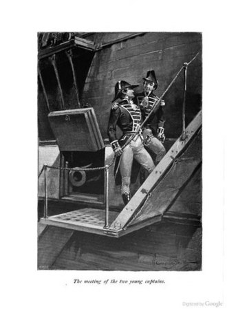 Richard Somers - Stephen Decatur and Richard Somers