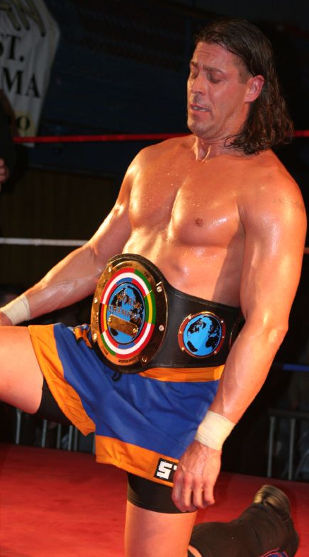 Stevie Richards March 2009