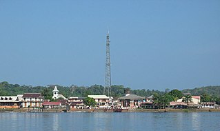 Saint-Georges, French Guiana Commune in French Guiana, France