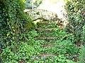 Stile at Hammerslake, Lustleigh - geograph.org.uk - 127093.jpg