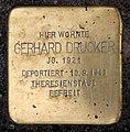 Stolperstein Eitelstr 27 (Rumbg) Gerhard Drucker.jpg