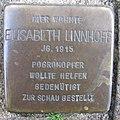 Stolperstein Elisabeth Linnhoff in Beckum.nnw.jpg