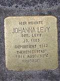 Stolperstein Johanna Levy.jpg