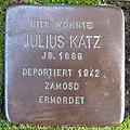Stolperstein Julius Katz in Beckum.nnw.jpg