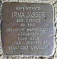 Stolperstein Windeck Rosbach Rathausstraße Irma Jasser.jpg