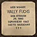 Stolperstein für Wally Fuchs (Cottbus).jpg