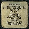 Stolpersteine Köln, Emilie Adelhütte (Thieboldsgasse 29).jpg