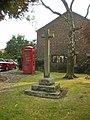 Stone cross, Newburgh - geograph.org.uk - 1385961.jpg