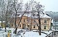Strašnice, Bečvářův dvůr v zimě.jpg