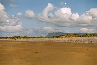 County Sligo - Beach near Strandhill