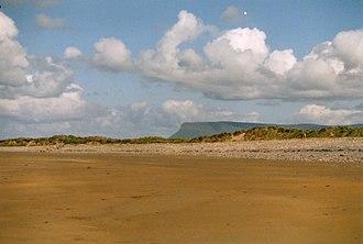 County Sligo - Beach near Strandhill