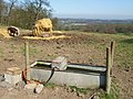Straw and water - geograph.org.uk - 467977.jpg