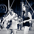Street music. Paris September 2011.jpg