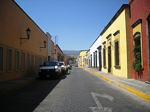 Tequila, Jalisco - Image: Streetin Tequila JAL
