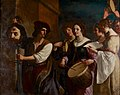 Studio of Guercino - The Triumph of David, PIC718.jpg