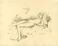 Study from the nude, figure reclining.jpg