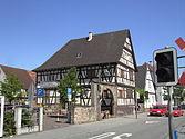 Stutensee-Blankenloch Kerns Max Haus.JPG