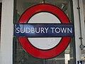 Sudbury Town stn roundel2.JPG