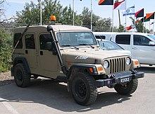 Jeep tj stock specs