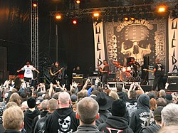 Suicidal Tendencies 18 мая 2011 года