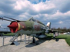 Sukhoi Su-22M-4 'Fitter-K' - 678 - East-German Air Force pic3.JPG