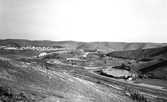 Laguna Niguel, California - Laguna Niguel Regional Park in 1975