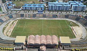 Terengganu F.C. II - Sultan Ismail Nasiruddin Shah Stadium