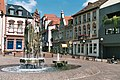 Sulzbach (Saar), the upper town square.jpg