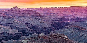 Sunrise at Shoshone Point (33214487028).jpg