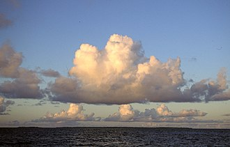 Wotho Atoll - Sunset from Wotho Atoll