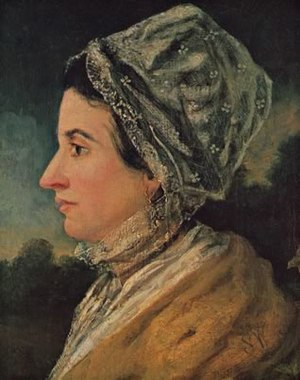 Susanna Wesley - Image: Susanna Wesley