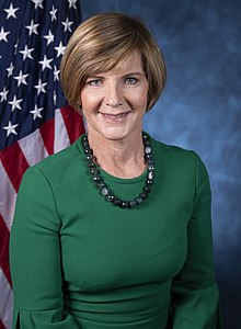 Susie Lee, official portrait, 116th Congress.jpg