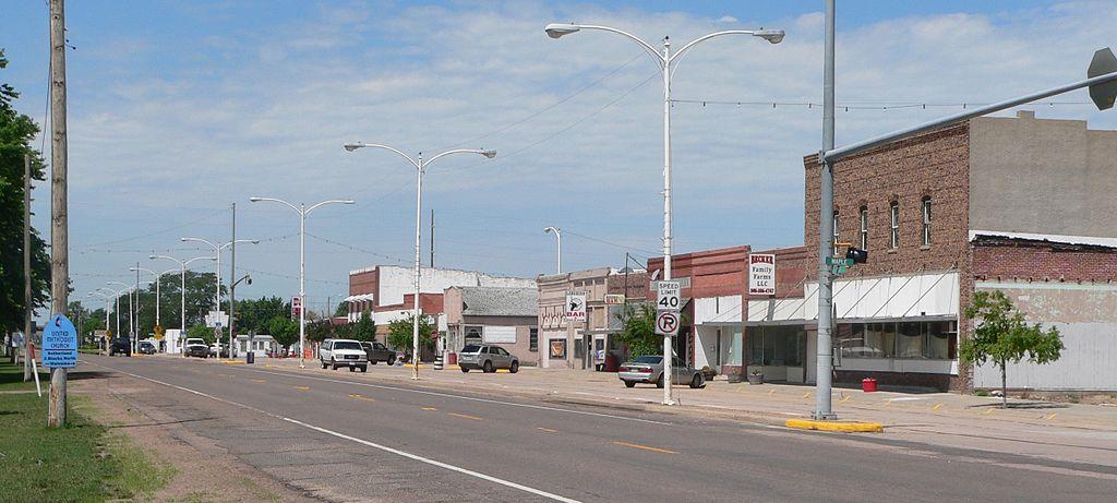 Px Sutherland C Nebraska Downtown