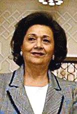 Suzanne Mubarak 2003