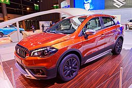 Suzuki S-Cross Cruising Concept - Mondial de l'Automobile de Paris 2016 - 001.jpg