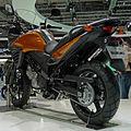 Suzuki V-Strom650 ABS left-rear 2011 Tokyo Motor Show.jpg