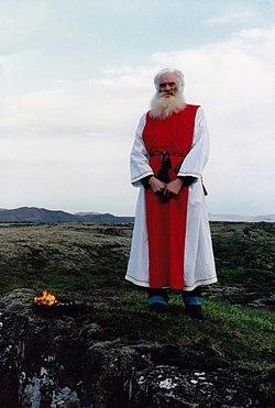 Sveinbjörn Beinteinsson 1991.jpg