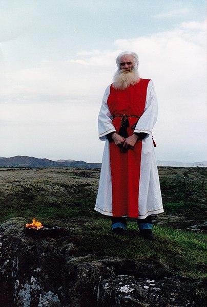 File:Sveinbjörn Beinteinsson 1991.jpg