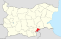 Svilengrad Municipality Within Bulgaria.png