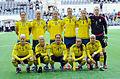 Sweden - Denmark, 8 April 2015 (17061638866).jpg