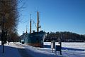 Sweden - Stockholm 19 - ship tied up along the waterfront (7089563107).jpg
