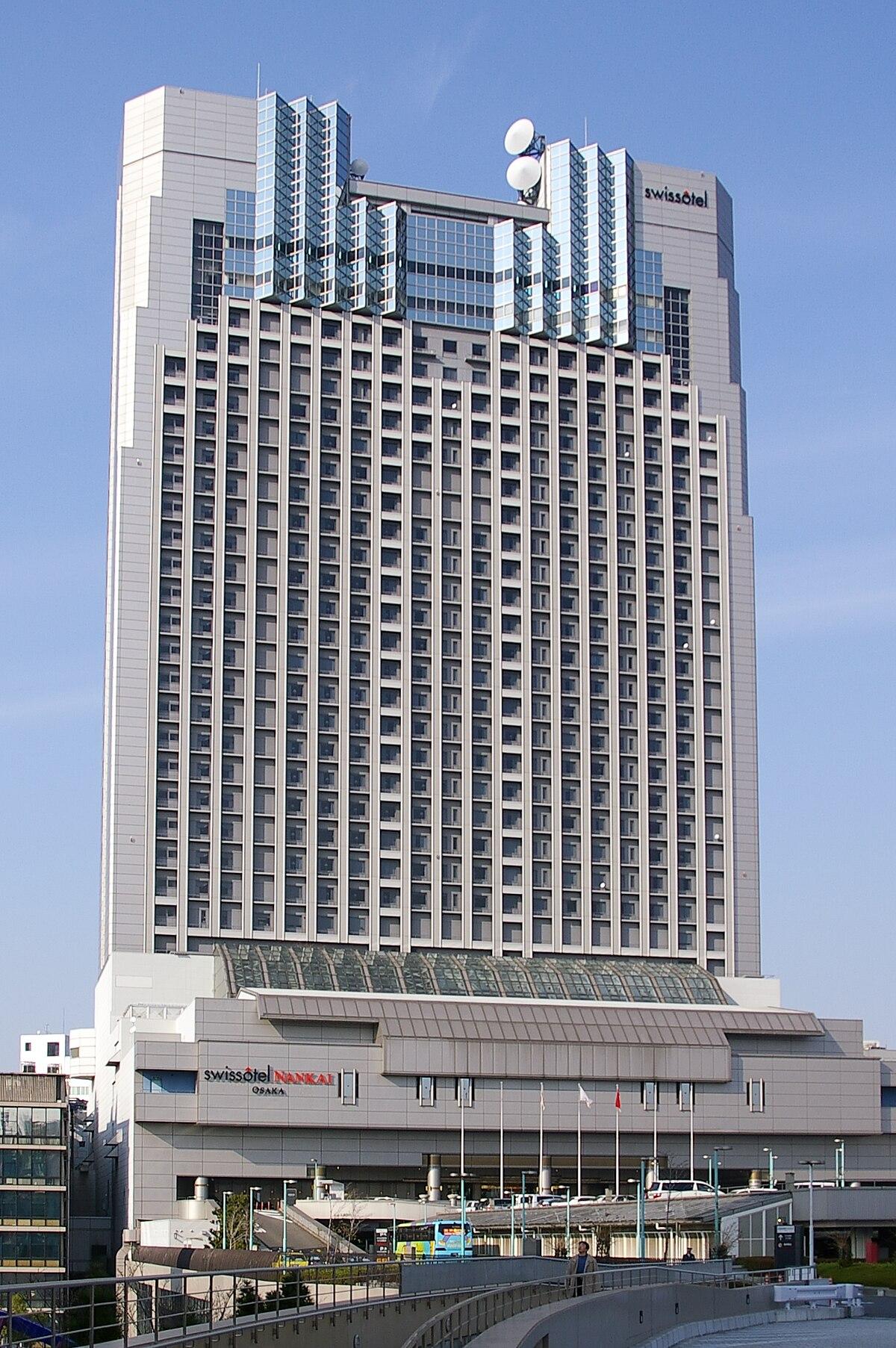 Swiss 244 Tel Nankai Osaka Wikipedia