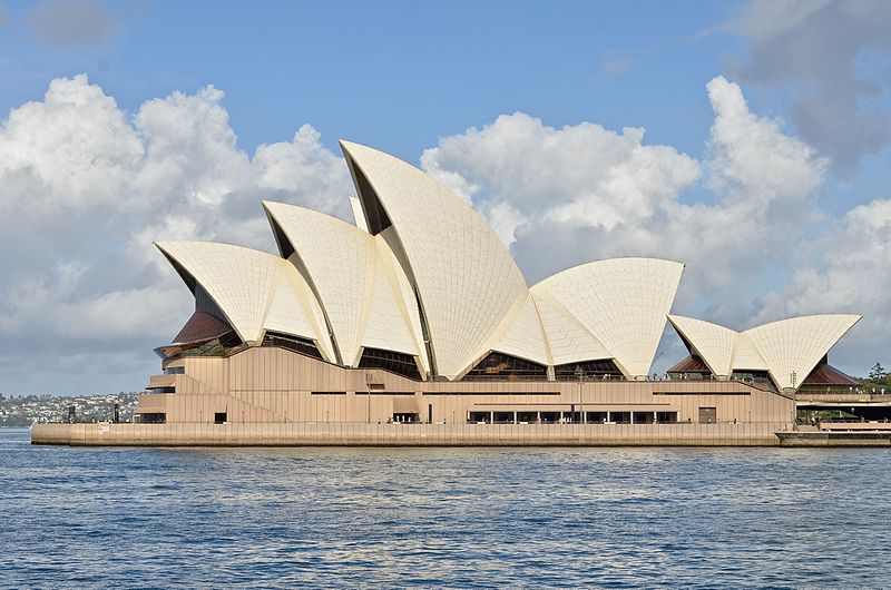 File:SydneyOperaHouse sunny view from west.jpeg
