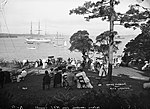 Sydney Harbour from R.Y.S. grounds (2429912643).jpg