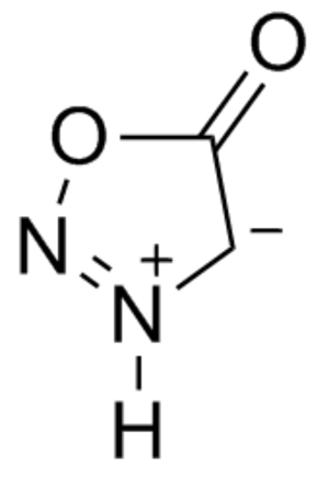 Sydnone - Sydnone parent compound