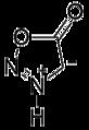 Sydnone parent compound.png