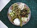 Syria, Al-Husn, Arabic meze or mezze.jpg