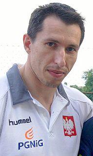 Sławomir Szmal Polish handball player
